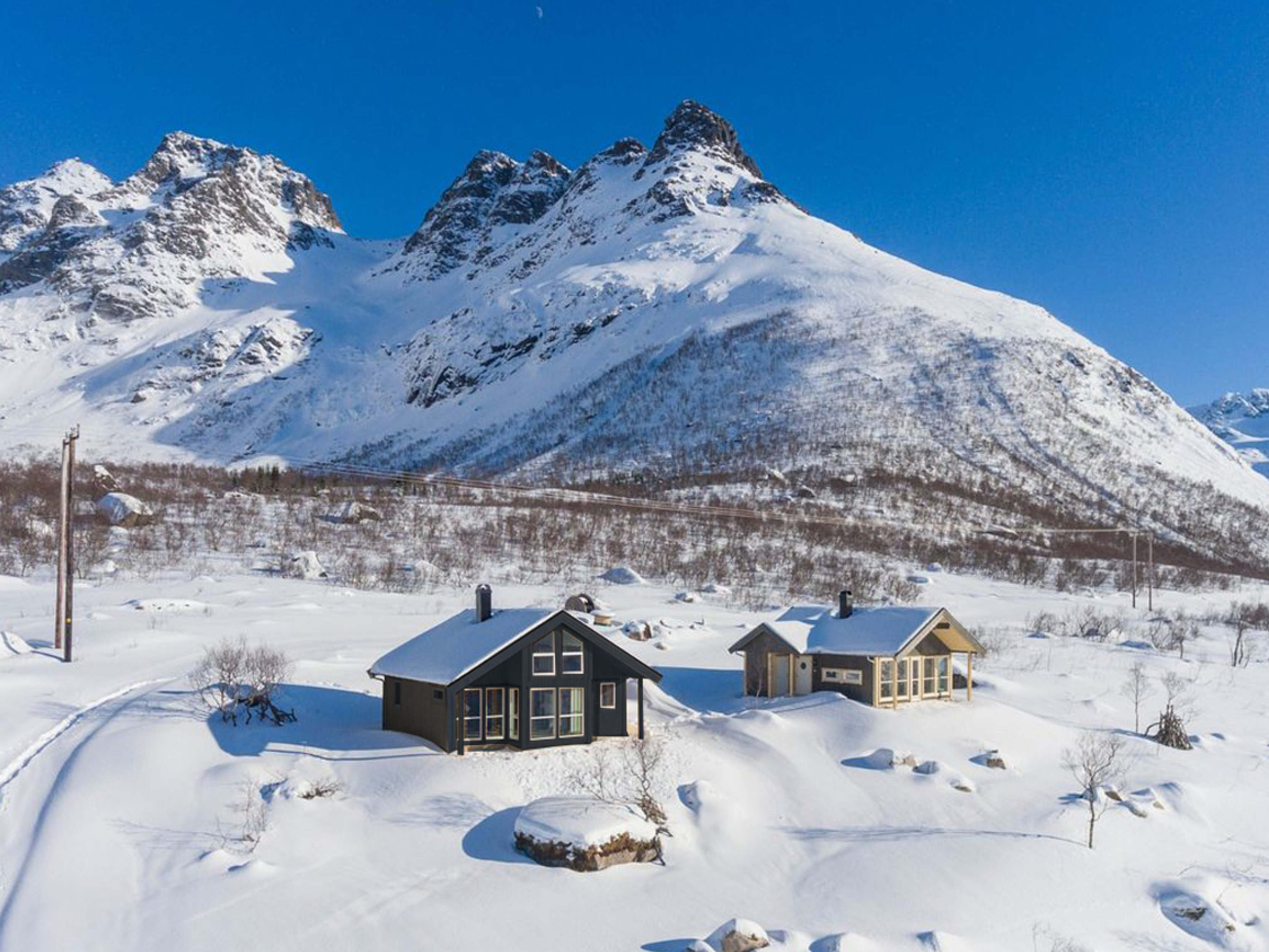 lofoten hytte